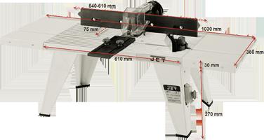 Come costruire un banco per fresatrice verticale
