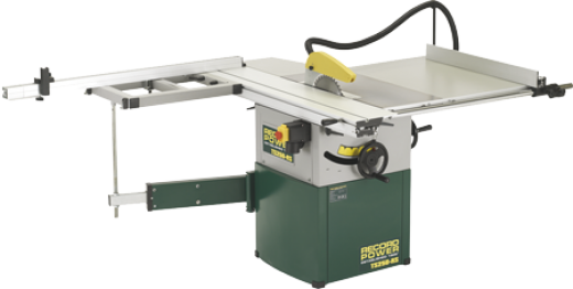 Sliding Beam Table Saw RP TS250RS