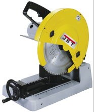 Circular saw for metal cutting