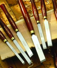 Woodturning gouges