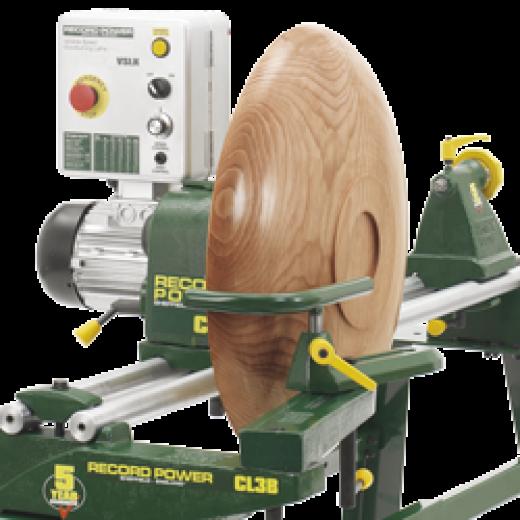Gamma zinken tornio elettronico per legno rp cl4 for Costruire un tornio per legno