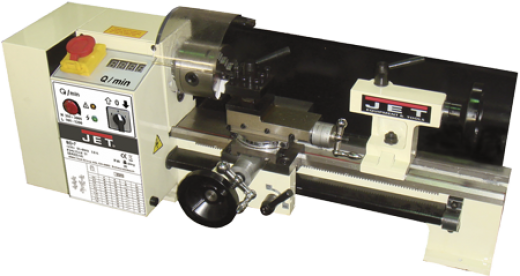 Gamma zinken mini tornio hobby parallelo per modellismo for Mini torni usati