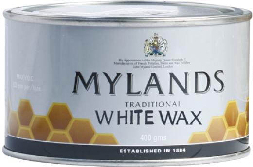 White Liming Wax
