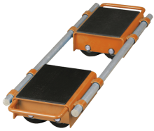 Adjustable transport rollers VTR