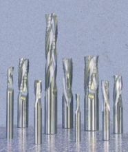 Drills in solid carbide for CNC