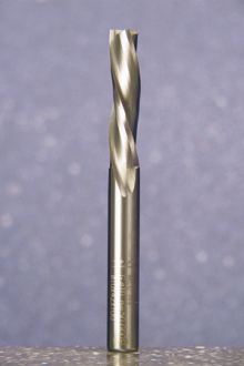 Type 3EN - Z3 Solid carbide spiral cutter - Right-hand rotation Left spiral