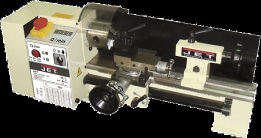 Gamma zinken mini tornio hobby parallelo per modellismo for Tornio modellismo