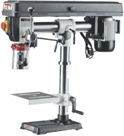 Drill press for woodworking