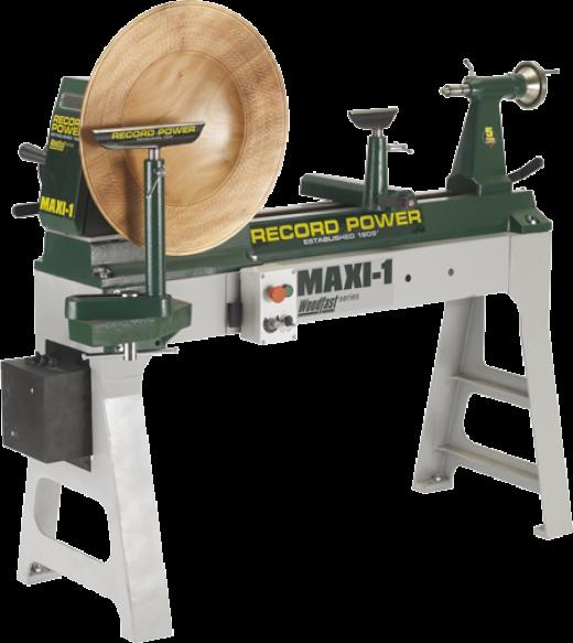 Gamma zinken tornio professionale elettronico rp maxi 1 for Costruire un tornio per legno