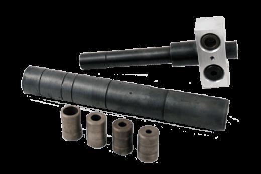 Gamma zinken kit di foratura radiale per tornio per legno for Kit tornio